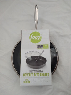 Sartén Food Network De 30.4 Cm