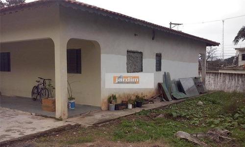 Chácara Residencial À Venda, Batistini, São Bernardo Do Campo. - Ch0035
