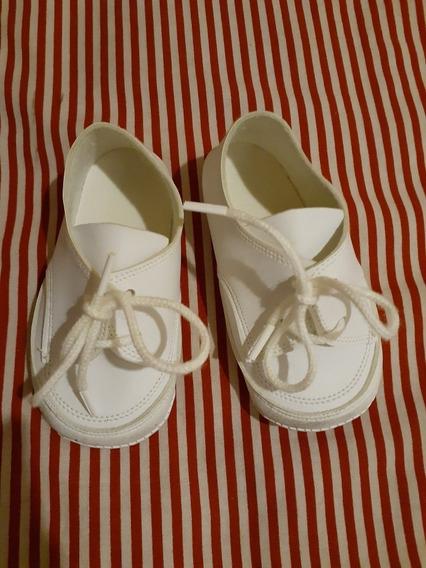 Zapato Bebé Nene No Caminante Bautismo Fiesta De Casamiento.