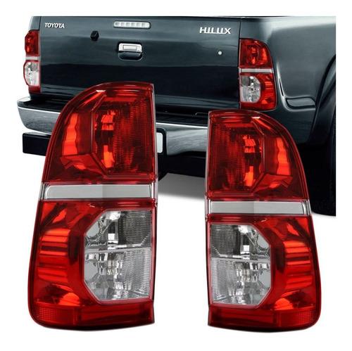 Faro Toyota Hilux 2011 2012 2013 2014 2015 Original Ftm