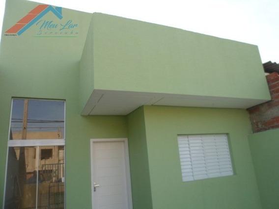 Casa A Venda No Bairro Jardim Residencial Villa Amato Em - Ca 019-1