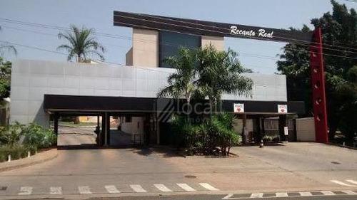 Terreno À Venda, 522 M² Por R$ 850.000,00 - Recanto Real - São José Do Rio Preto/sp - Te0969