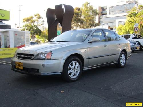 Chevrolet Epica 20l At 2000