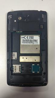 Celular Com Tela E Placa Com Defeito Lgd290 Sucata