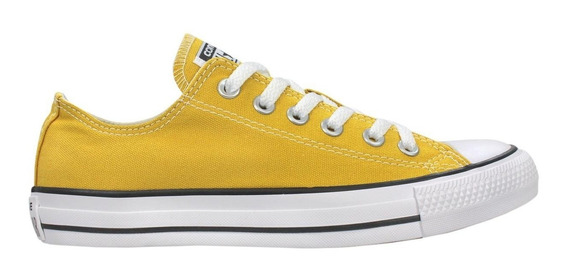 Tênis Chuck Taylor All Star Converse Amarelo - Original