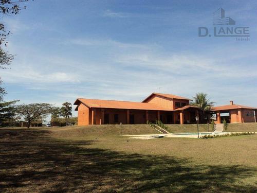 Imagem 1 de 30 de Chácara Com 4 Dormitórios À Venda, 17000 M² Por R$ 4.600.000,00 - Guara - Campinas/sp - Ch0233