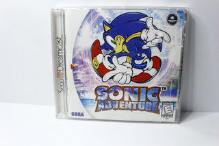 Sonic Adventure - Juego Original Sega Dreamcast