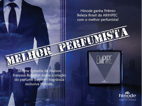 Perfume Empire Masculino Hinode 100ml