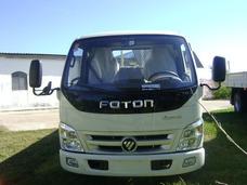Foton 2.8 Cc 77hp D/rueda 2.6t.con Aire Acondicionado
