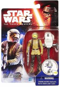 Star Wars The Force Awakens Resistance Trooper ( Hasbro )
