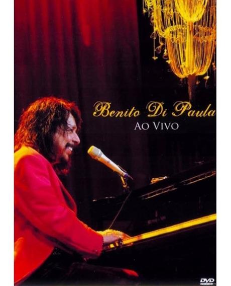 Dvd Benito Di Paula - Ao Vivo