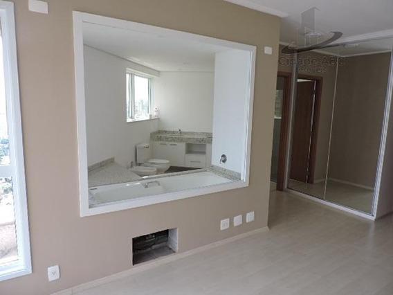 Apartamento Duplex Residencial À Venda, Bairro Jardim, Santo André. - Ad0002