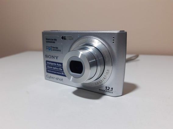 Câmera Digital Sony Cyber Shot 12.1 Steadyshot Dsc-w510