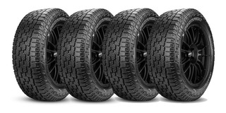 Kit 4 Neumaticos Pirelli Scorpion At Plus 265/70 R16 Cuotas