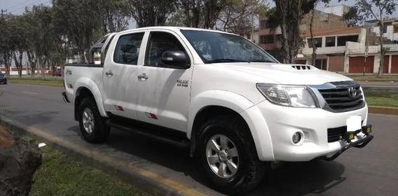 Toyota Hilux 2014 4x4 Srv