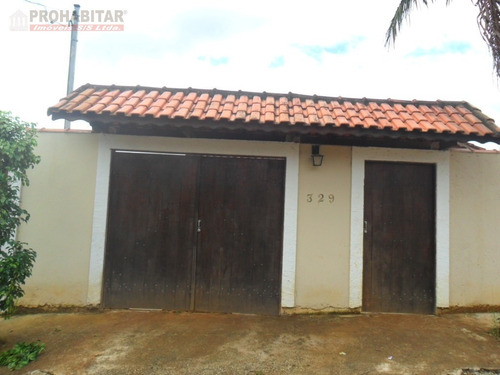 Casa À Venda No Parque Do Terceiro Lago - Ca0421