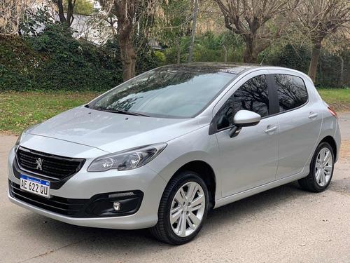Imagen 1 de 15 de Peugeot 308 2021 1.6 Allure Hdi 115cv