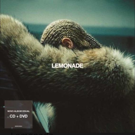 Cd+dvd- Beyoncé ( Lemonade ) -original Novo Lacrado