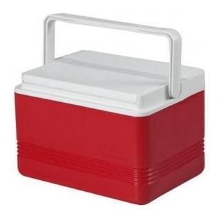 Caixa Térmica De 8 Litros Cooler Legend Igloo Cabem 12 Latas