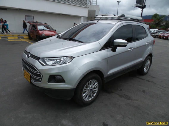 Ford Ecosport Power Ship