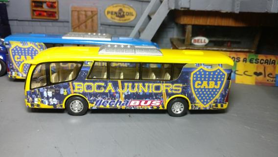 Micro Colectivo Boca Juniors De Metal