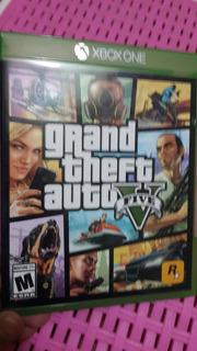 Gta V 5 Grand Theft Auto Xbox One Cero Rayas