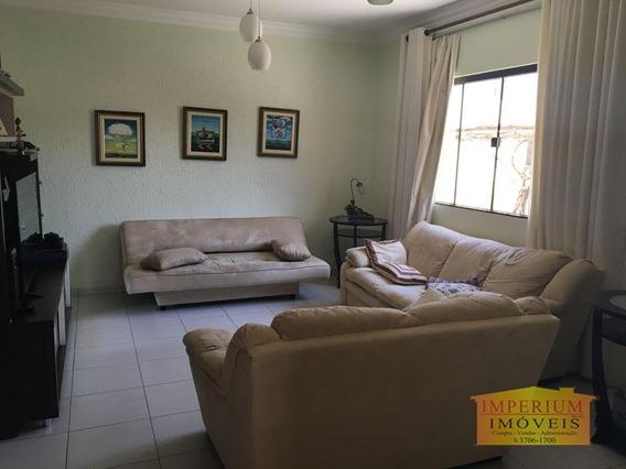 Casa Residencial À Venda, Anápolis City, Anápolis. - Ca0143