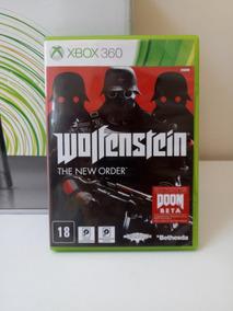 Wolfenstein The New Order Xbox 360