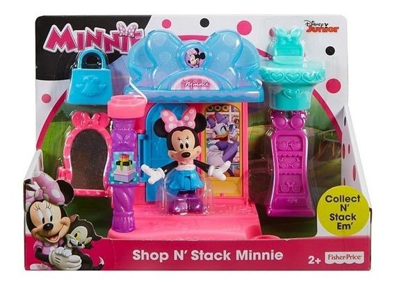 Minnie Comprar E Empilhar Fisher Price Fjh51