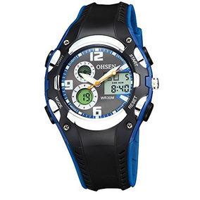 c047251c3d78 Regalo Reloj Deportivo Ohsen Precio - Relojes Pulsera en Mercado ...