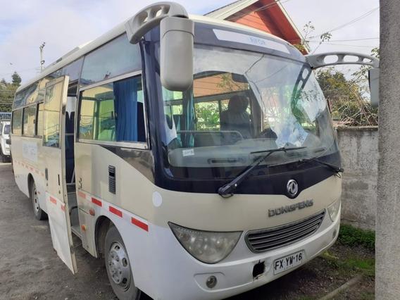 Bus Dong Feng Df 2874 Euro 3 Diesel Año 2013