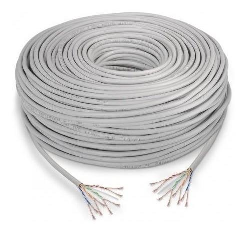 Cable Utp Cat 5e 10 Metros Marca Wireplus+ Cat5e