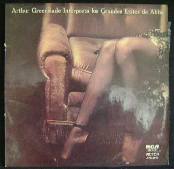 Arthur Greenslade Interpreta A Abba-lp Vinilo 8,5 Puntos
