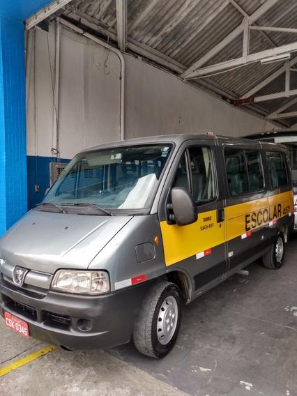 Peugeot Boxer Minibus Escolar 20 Lug