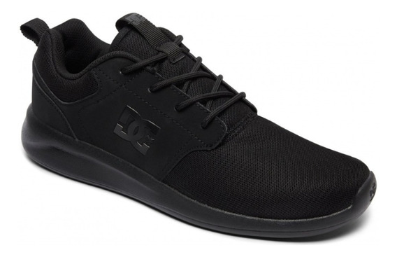 Zapatillas Hombre Mujer Dc Midway Sn Running Gym Skate