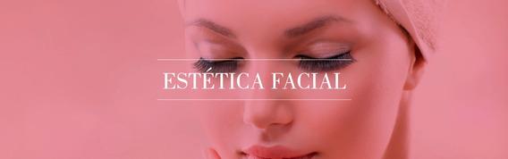 Curso Estética Facial - Certificado Conforme Mec