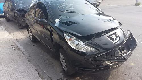 Sucata Peugeot 207 Hb Xr 1.4 2012-2013 (só Peças, Cambio....
