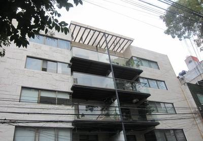 Departamento Moderno Renta Colonia Cuauhtemoc