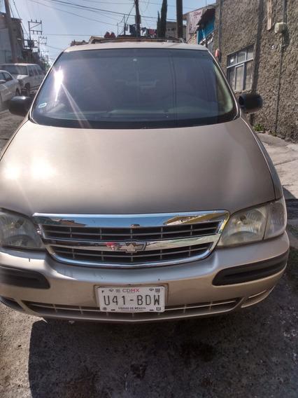 Chevrolet Venture Minivan Corta Aa At 2001