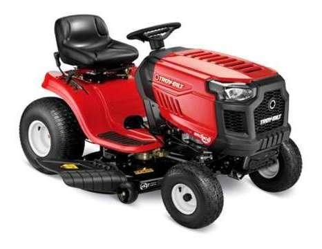 Mini Tractor Troy Bilt 19.5hp 547cc 42 1,07cm Usa