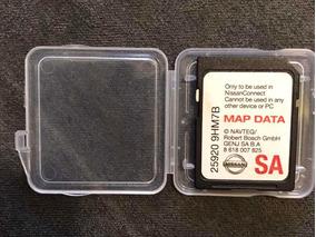 Mapa Gps Nissan 29920 9hm7b Original