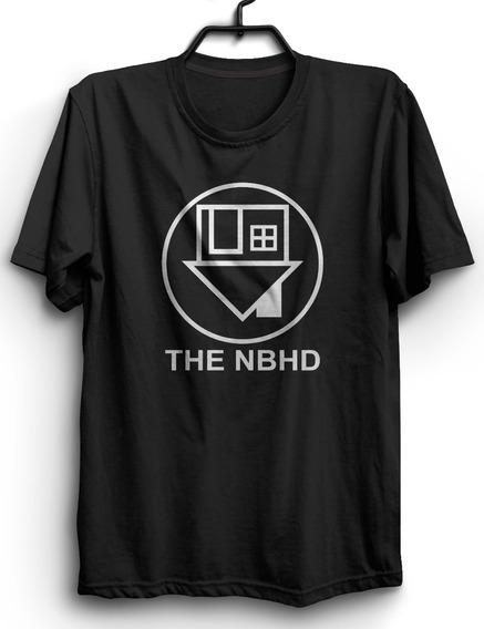 Camiseta The Neighbourhood Camisa Rock The Nbhd