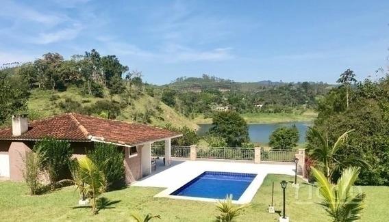 Sítio Com 4 Dormitórios À Venda, 15000 M² Por R$ 890.000 - Centro - Paraibuna/sp - Si0022