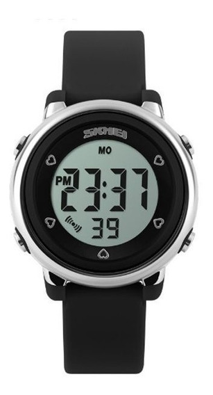 Relógio Infantil Skmei Digital 1100 Preto