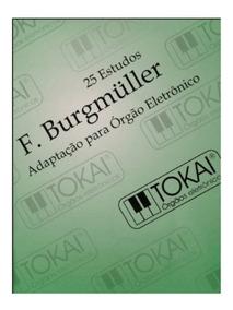 Livro Método Tokai Burgmuller