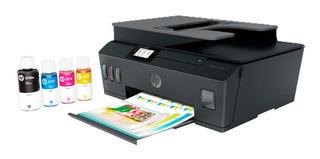 Impresora Inalámbrica Multifunción Hp Ink Tank 615