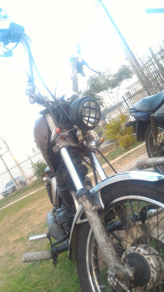 Suzuki Intruder 250 Custom
