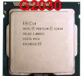 Processador Intel Pentium G2030 3.0ghz Lga 1155