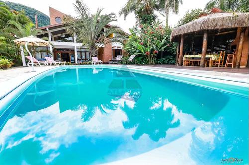 Casa Com 5 Dorms, Praia Dura, Ubatuba - R$ 4 Mi, Cod: 365 - V365