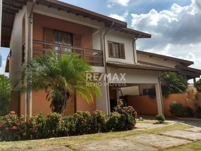 Casa Residencial À Venda, Jardim Das Palmeiras, Valinhos. - Ca5953